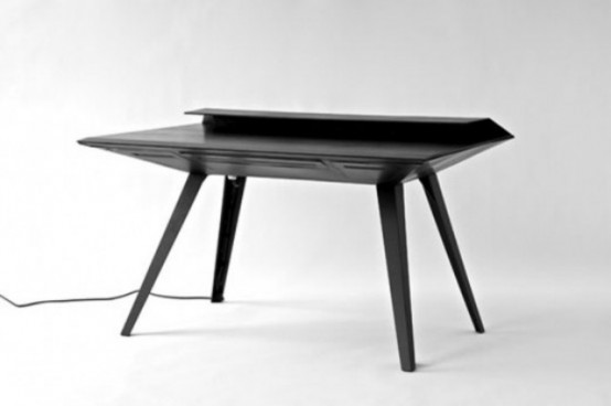 Cool Desk Designs 43 cool creative desk designs - digsdigs