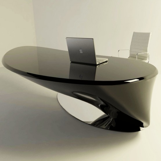 Home Desk Design Ideas: 43 Cool Creative Desk Designs