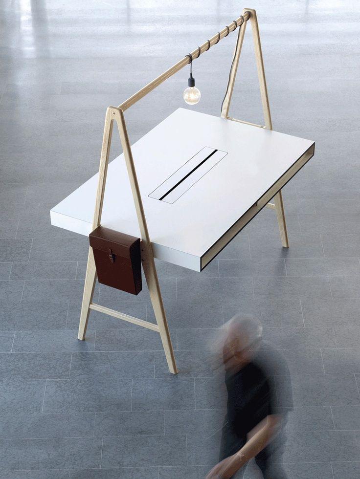 43 Cool Creative Desk Designs | DigsDigs