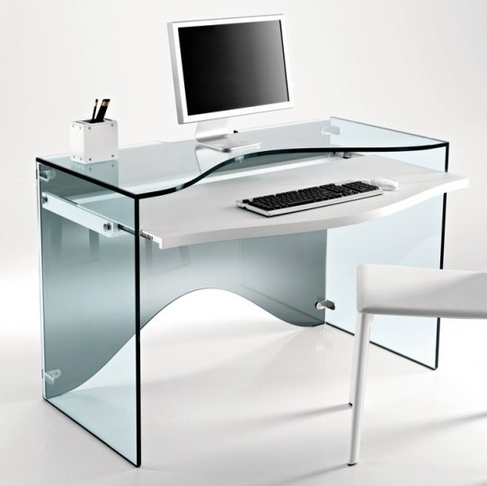 43 cool creative desk designs digsdigs - Awesome ideas of designer desks for home ...