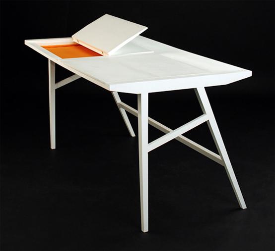 Home Desk Design Ideas: 43 Cool Creative Desk Designs