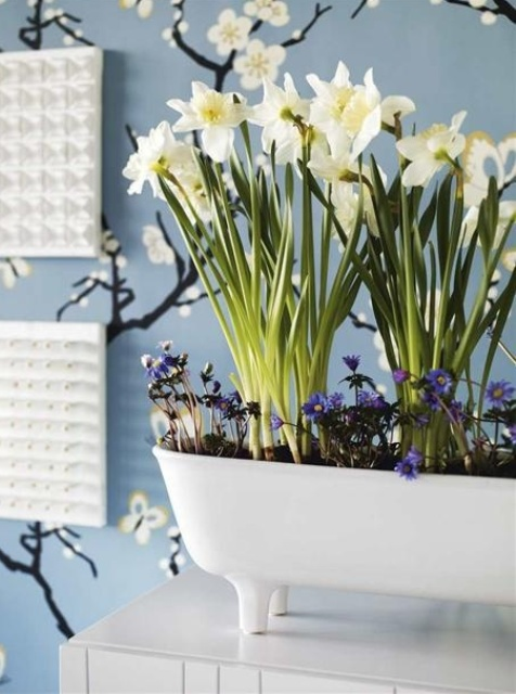32 Cool Daffodils Décor Ideas To Welcome Spring