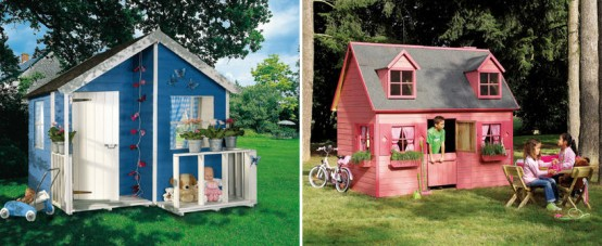 Cool Designs For Kids Play House By Cerland