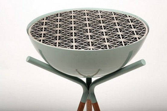Cool Druida Grill For Stylish Outs
