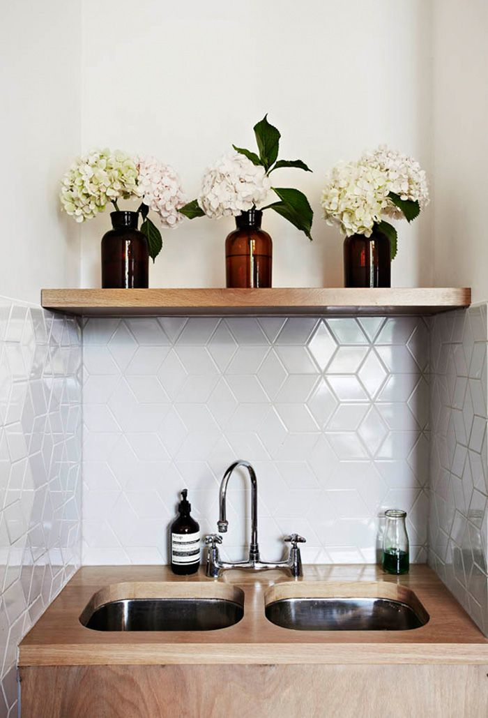 This entry is part of 6 in the series awesome geometric for Kitchen and bathroom