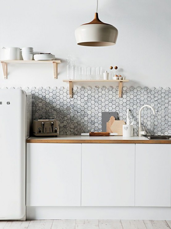 Cool Geometric Kitchen Decor Ideas To Rock
