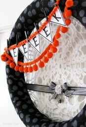 Cool Halloween Wreaths For Any Space
