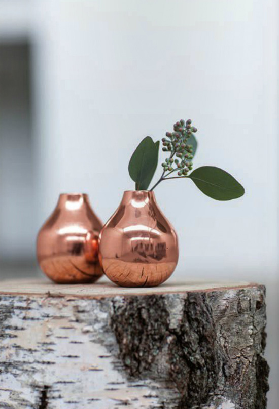 cool home decor ideas with copper - Copper Home Decor