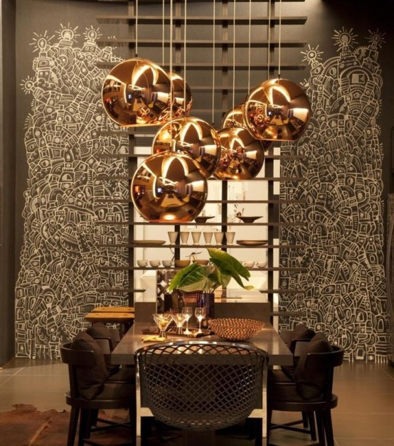 Trend Shake 40 Indigo Home Décor Ideas: 24 Hot Home Décor Ideas With Copper