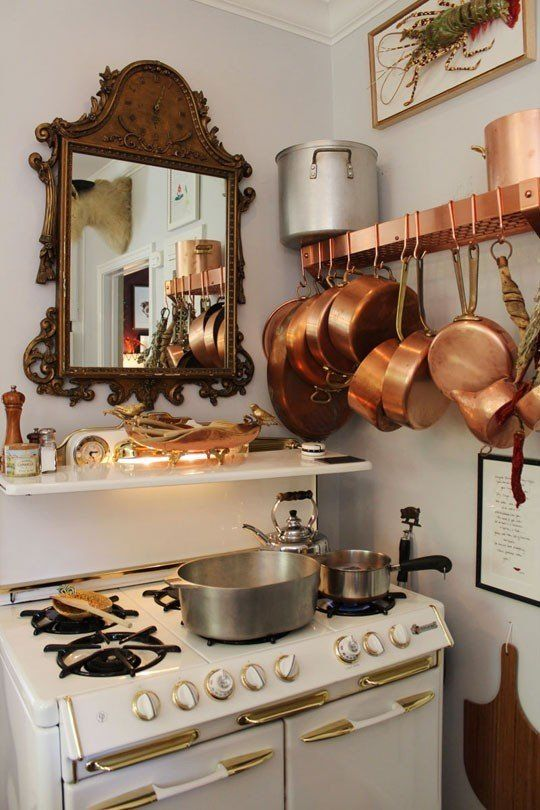 Charmant Cool Home Decor Ideas With Copper
