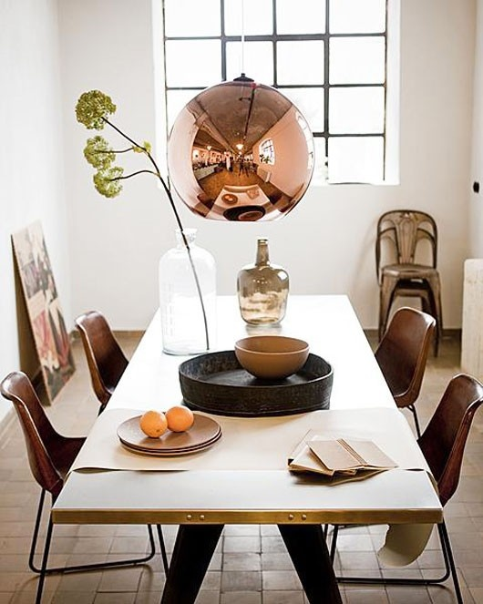 Cool Home Decor Ideas With Copper
