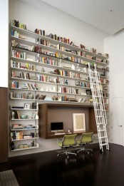 Modern Very Flexible Shelf System For Really Unusual Interiors ...
