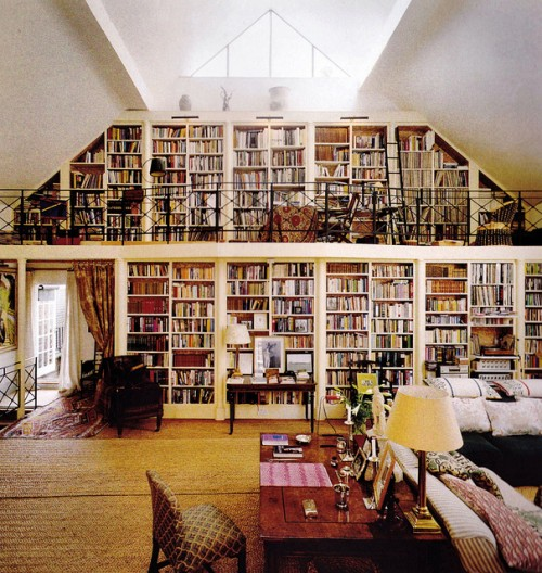 Amazing Home Library 500 x 528