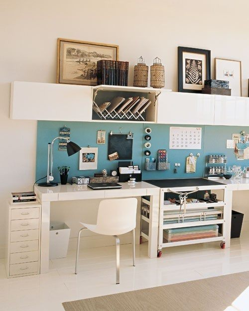 43 cool and thoughtful home office storage ideas digsdigs for Home offices ideas