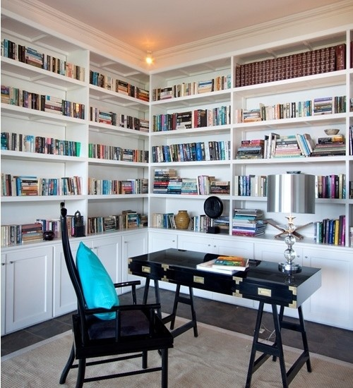 11 Cool Home Office Ideas For Men: 43 Cool And Thoughtful Home Office Storage Ideas
