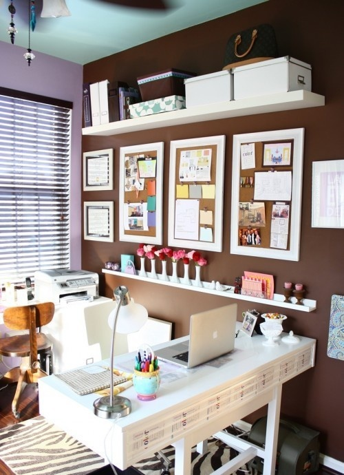 Simple Home Office Office Walls Work Spaces Sunroom Office Tiny Office Home