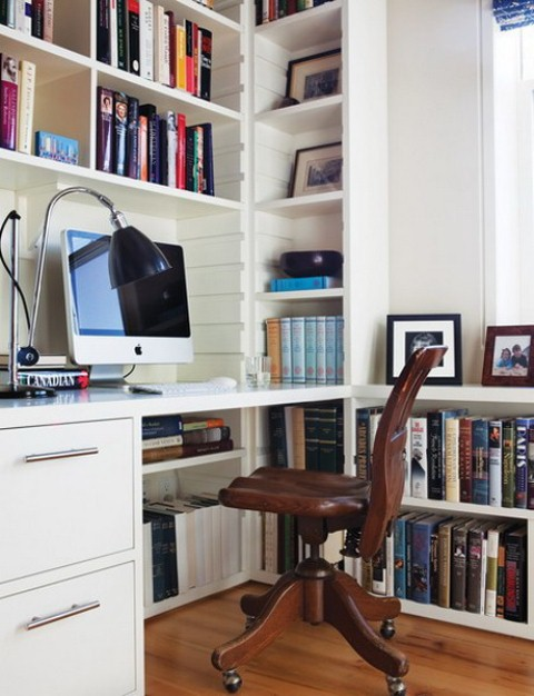 Cool Home Office Storge Ideas Good Ideas