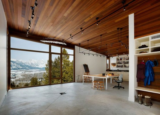 Cool Home Offices With Stunning Views