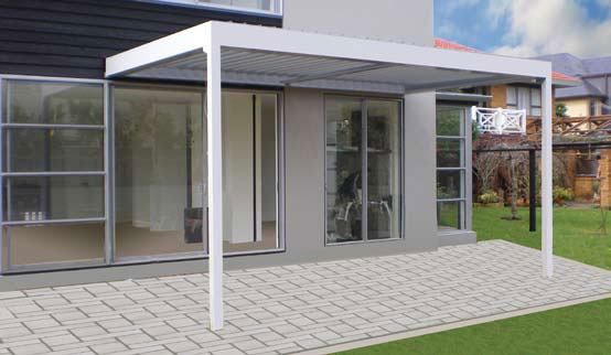 Cool Idea For Patio Space Opening Roofs By Louvretec