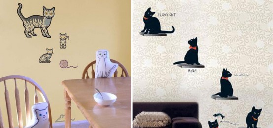 Cat Room Design Ideas lovely cat room design 1 lovely cat room design 2 Cool Ideas For Cat Themed Room Design