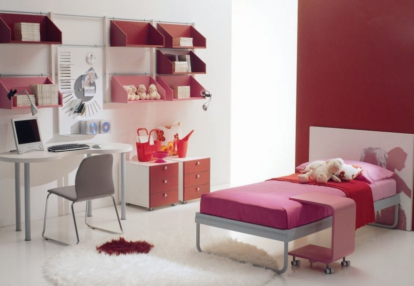 13 cool kids bedrooms  letti singoli collection from di
