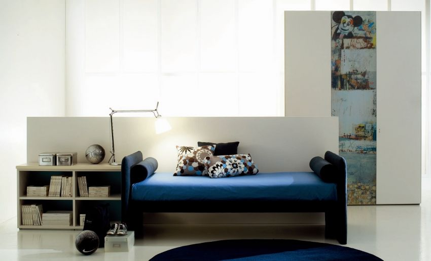 13 Cool Kids Bedrooms Letti Singoli Collection From Di Liddo
