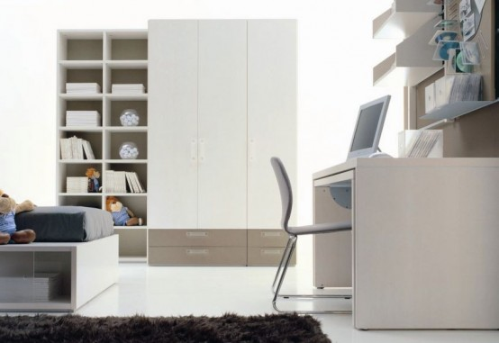 White Bedroom Furniture Ideas Modern