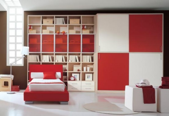 15 Cool Kids Rooms Designs