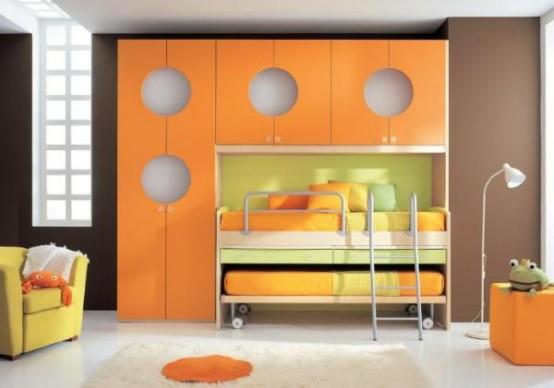 Cool Kids Rooms