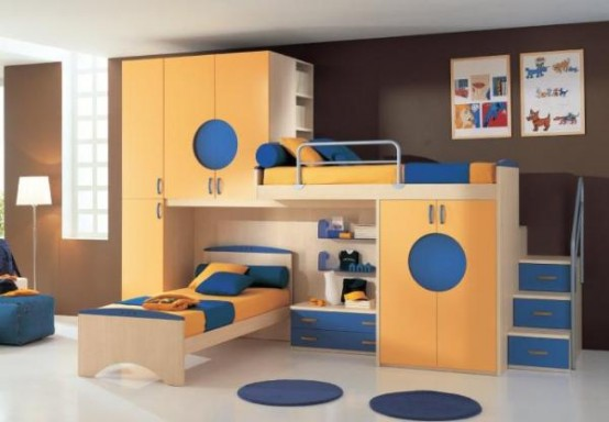 Beautiful Cool Kids Rooms