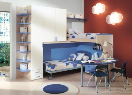 15 Cool Kids Rooms Designs Digsdigs