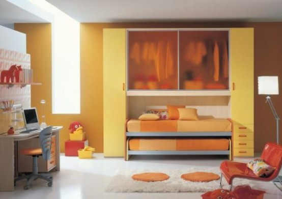 Cool Kids Rooms