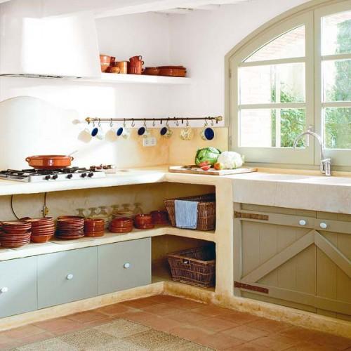 Open Kitchen Storage Ideas: 56 Useful Kitchen Storage Ideas