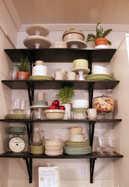 Storage Solutions For Small Kitchen Cabinets