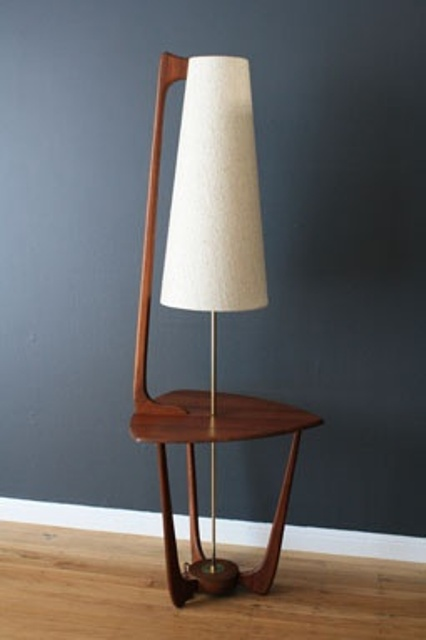 Cool Mid Century Lamps Make Accent Digsdigs