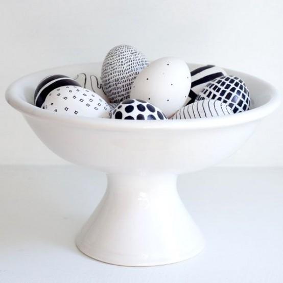 Cool Minimalist Easter Decor Ideas