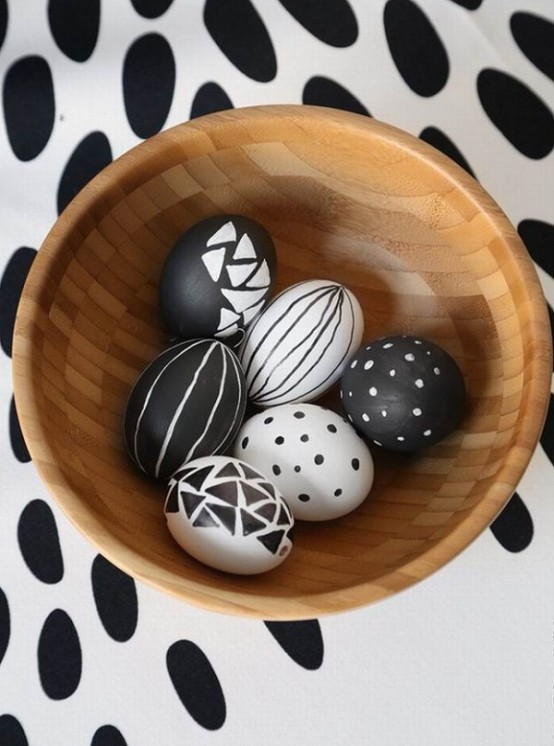Cool Minimalist Easter Decor Ideas