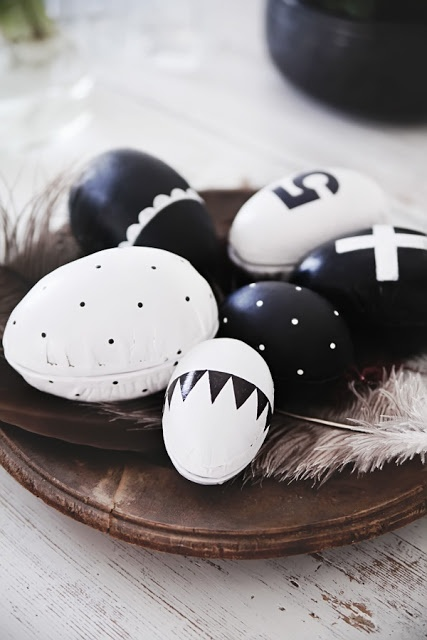47 Cool Minimalist Easter Décor Ideas