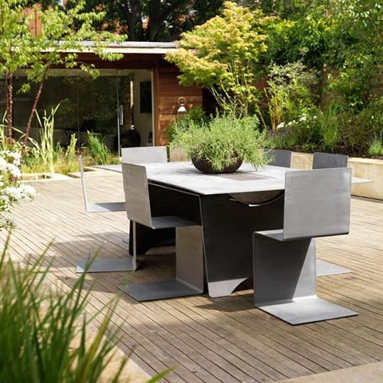 cool outdoor deck design 2 Thiết kế không gian thư giãn ngoài trời hoàn hảo