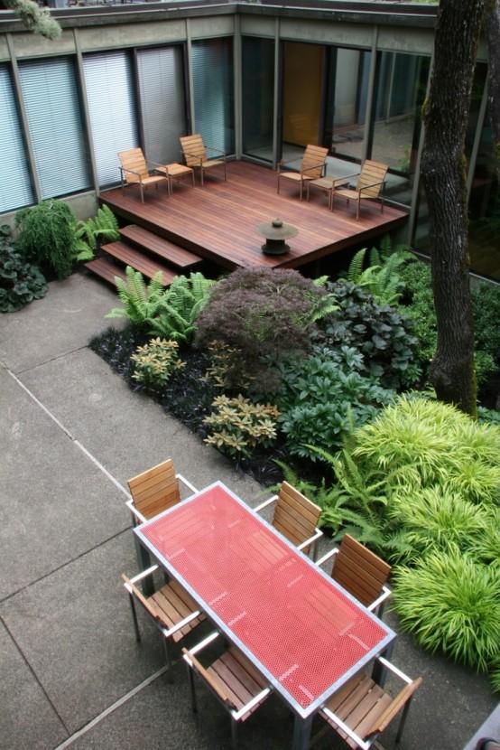 cool outdoor deck design 30 554x830 Thiết kế không gian thư giãn ngoài trời hoàn hảo