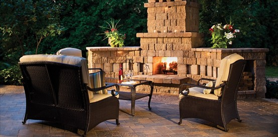 Outdoor Living Ideas Interesting 25 Cool Outdoor Living Ideas  Digsdigs Decorating Design