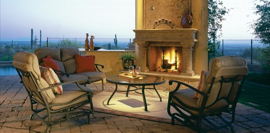 Cool Outdoor Living Ideas