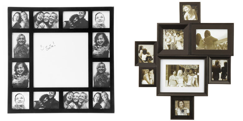 15 cool and crazy photo frame designs digsdigs for Cool picture frame designs