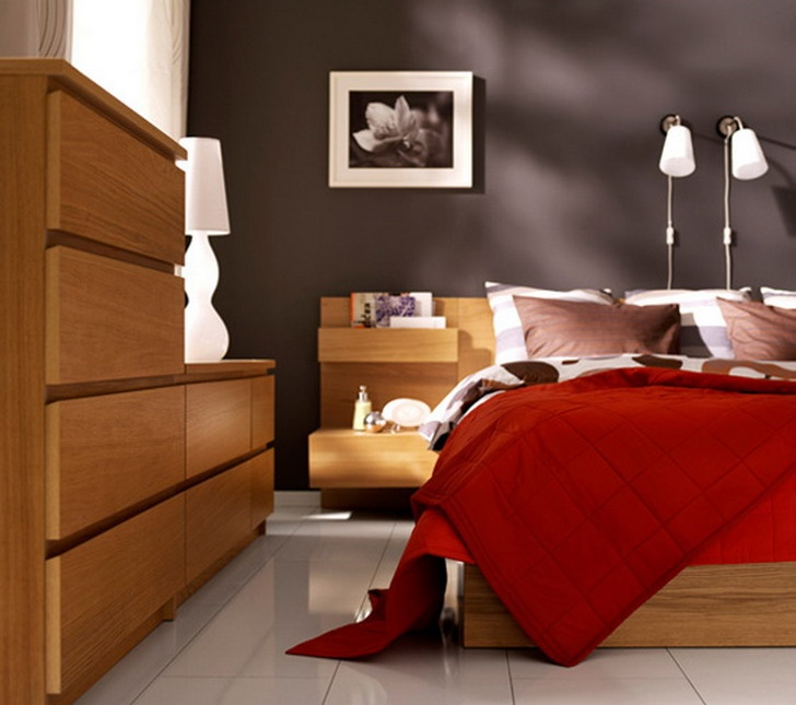 Gray Home Design Ideas: 39 Cool Red And Grey Home Décor Ideas