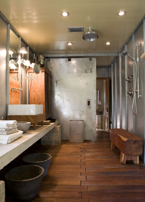 39 Cool Rustic Bathroom Designs Digsdigs