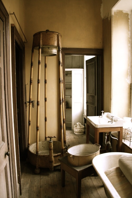 Fancy Cool Rustic Bathroom Designs