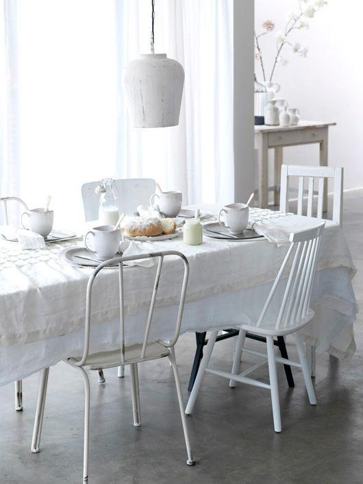 Cool Scandinavian Dining Room Designs