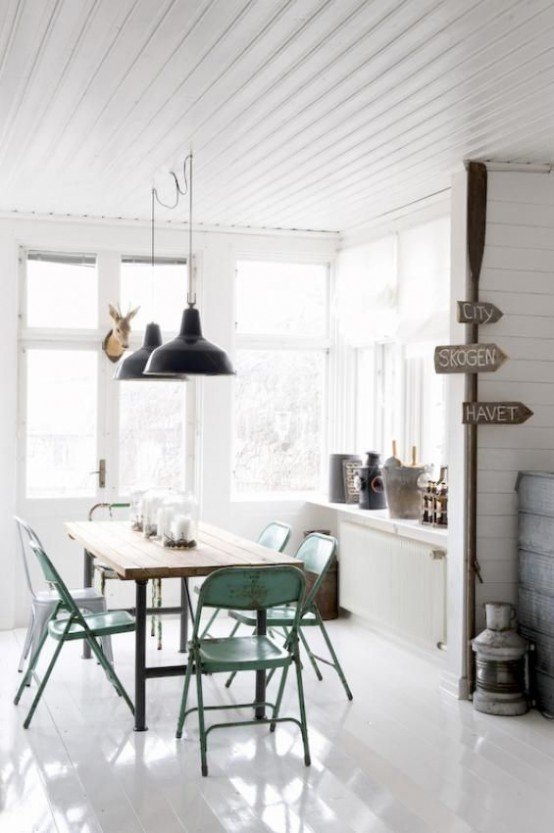 Boho Vintage Kitchen