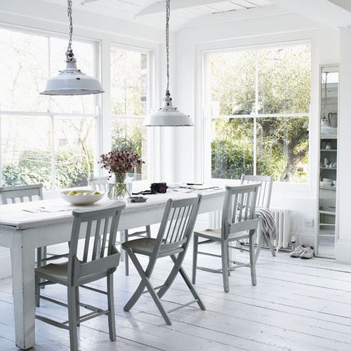 Cool Dining Room: 40 Cool Scandinavian Dining Room Designs