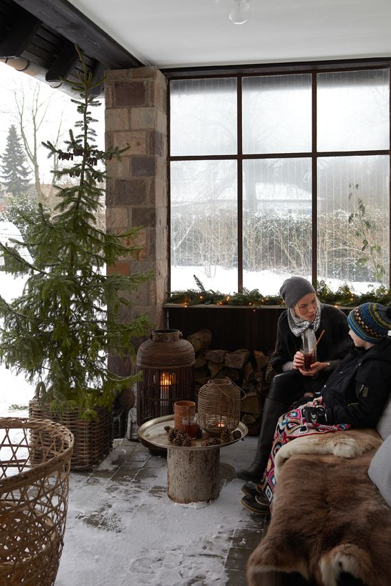 Cool Scandinavian Porch Designs To Get Inspired